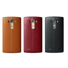 LG G4 H815 Unlocked 32GB 4G LTE Smartphone Leather Black, Brown or Red