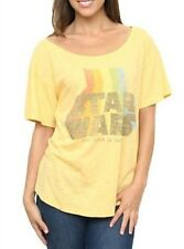 Junk Food Star Wars The Force Is Strong Vintage Inspired Slub Heartbreaker Off t