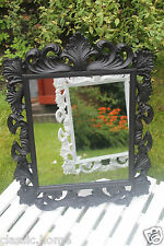 2 IN 1 VINTAGE ORNATE DRESSING TABLE MIRROR FRENCH WALL MIRROR MAKE UP MIRROR