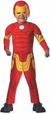 Marvel - Iron Man Toddler Muscle Costume