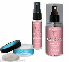 Coochy After Shave Skin Protection Mist Shaving Hair Removal Waxing Spray/Powder