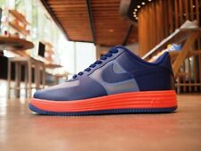 NIKE LUNAR FORCE 1 FUSE LTHR 599839 001 Mens Casual Sneakers Size 9.5-11.5