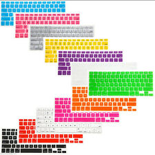 """New Silicone US Keyboard Protector Cover Skin for Macbook Pro 13 15 17 Air 13"""""""