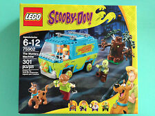 Lego - Scooby-Doo! The Mystery Machine - #75902 New & Sealed Free Priority Ship