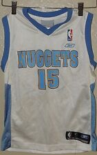 Denver Nuggets Carmelo Anthony Reebok NBA Jersey Size Youth Small