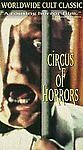 CIRCUS OF HORRORS VHS ANTON DIFFRING FREE SHIPPING