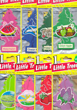 LITTLE TREES CAR-FRESHNERS, Carded Air Fresheners, Made in USA, Auto Expressions
