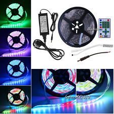 5M 5050 Dream Color Led Strip Lights Rope Lamp Chasing Color Effects IR Remote