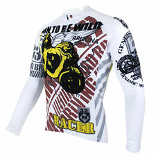 Paladin Moto Pattern Cycling Jersey Bicycle Bike Comfortable outdoor Sportwear