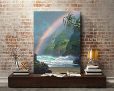 Canvas Print Large Wall Art Landscape Pictures Poster  Forest Nature Home Decor
