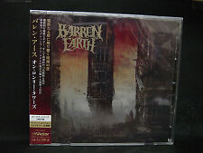 BARREN EARTH On Lonely Towers + 2 JAPAN CD Amorphis Opeth My Dying Bride Tiamat