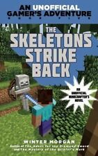 The Skeletons Strike Back Book 5 An Unofficial Minecrafters Adventure Paperback