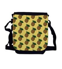 Pineapple Fruit Fun Hipster Mini Reporter Shoulder Bag