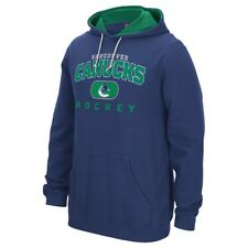 Vancouver Canucks Reebok NHL Men's Playbook Hooded Sweatshirt
