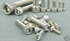 M3 A2 Stainless Steel Allen Hex Head Socket Cap Screw Bolt