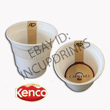 In Cup Drinks for Kenco Incup Machines, 76mm Foil Sealed, Vanilla Cappuccino