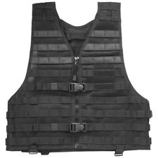 5.11 Vtac LBE Tactical Load-Bearing Vest Army MOLLE System Airsoft Webbing Black