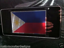 FILIPINO FLAG License Plate FILIPINO Pride Country Pride License Plate