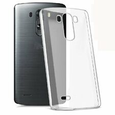 Wholesale Ultra Thin Clear Gloosy Hard Back Case Cover Skin for LG G4 G3 Shell