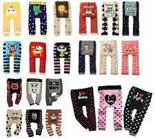 Baby boys girls toddler leggings Warmer socks Knitting  PP pants 69 Style