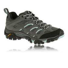 Merrell Moab Womens Grey GORE-TEX Waterproof Trail Walking Sports Shoes Sneakers