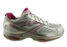 SKECHERS WOMENS SHAPE UPS ULTRA TONERS LACE UP SNEAKERS ***********MIXED PAIR***