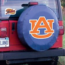 Auburn Tigers Navy Blue Spare Tire Cover By HBS