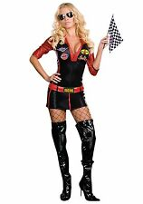 Sexy Adult Race Car Driver Costume