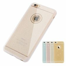 Matte Crystal Silicone TPU Ultra Thin Back Case Cover Skin For iPhone 6 6s Plus