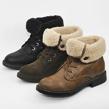 Blowfish Farina KIND Women's Boots Winter Boots Ankle Boots Warm padding