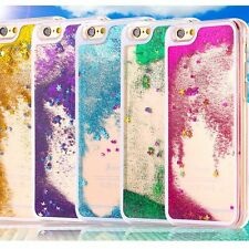 Luxury Glitter Star Clear Back Phone Case Cover for apple iPhone 6 6s Plus 5s 5C