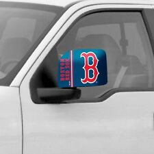 1pair Boston Red Sox car Auto Side Vew Mirror Covers MLB Officially Licensed s/L