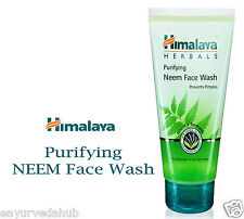Himalaya Herbals Ayurvedic Purifying NEEM FACE WASH | For pimples and acne