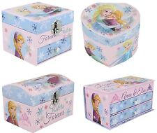 JEWELLERY MIRROR DRAWER COIN BOX WD16228 FROZEN DISNEY WD16227 WD16226 WD16225