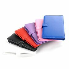 New Micro USB Keyboard 9 inch Leather Stand Case Cover for Android Tablet PC Pad