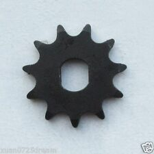 E-Scooter Parts 11 Tooth Sprocket T8F Chain H Mounted Motor Pinion Gear MY1020