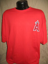 MLB Los Angeles Anaheim Angels Albert Pujols #5 Jersey Shirt Mens Sizes Red Nwt