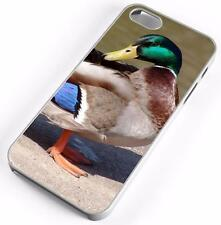 Mallard Duck Case Fits Apple iPhones Any Carrier