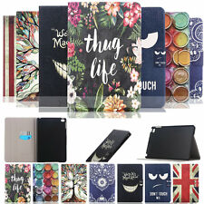 Fashion Patterned PU Leather Stand  Case Cover For Apple iPad Mini 4