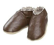 Playette Leather Zoomer Soft Soles Pre-walker Boy Girl Baby Shoes
