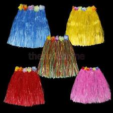 New hawaiian hula grass skirt Tropical hula skirt Dress luau party supplies