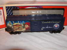 Lionel 6-82699 Angela Trotta Thomas Lionelville Christmas Box Car O 027 MIB 2015