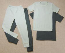 Children's thermal underwear/basewear 2 items