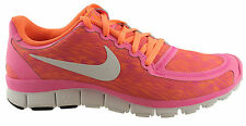 NIKE FREE 5.0 V4 WOMENS/LADIES/CUSHIONED RUNNING SHOES/YOGA/GYM/WALKING/SPORTS