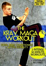 The Krav Maga Workout – Total Body Conditioning + Active Flexibility DVD