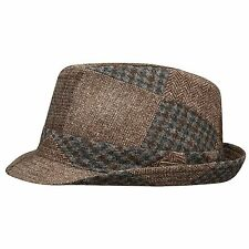 Stetson 150th Anniversary Limited Edition-Teton Patchwork Wool Fedora