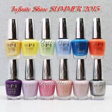 OPI Infinite Shine - SUMMER 2015 Collection Air Dry 10 Day Nail Polish Lacquer