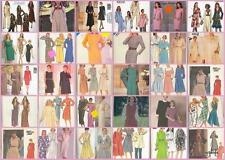 OOP Butterick Sewing Pattern Misses Dress You Pick