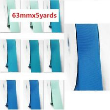 """Grosgrain Ribbon 2.5"""" /63mm Wide 5 Yards ,Lot Blue s #303 to #350 for bow"""