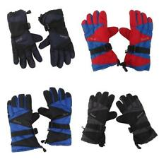 Windproof Mens Motorcycle Cycling Ski Snow Winter Sports Warm Gloves Mittens